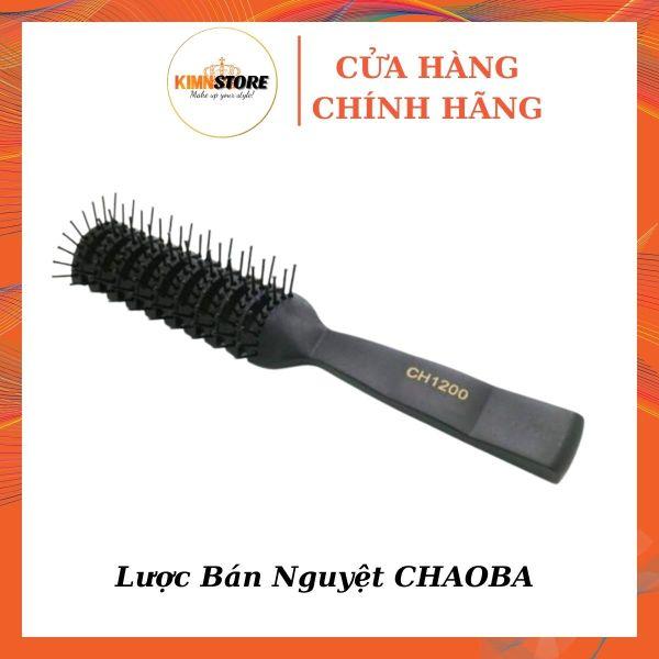 Lược bán nguyệt CHAOBA, lược tạo mẫu tóc chuyên nghiệp
