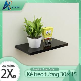 Kệ Trang Trí 3 Thanh 30 x15 ( chọn màu ) thumbnail