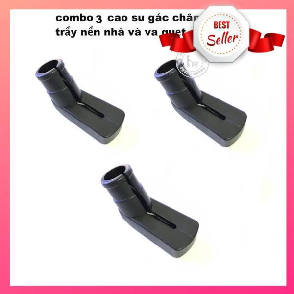 Combo cao su gác chân chống trầy nền nhà và va quẹt vào chân thanh khang 006000597 ( 3 cái )