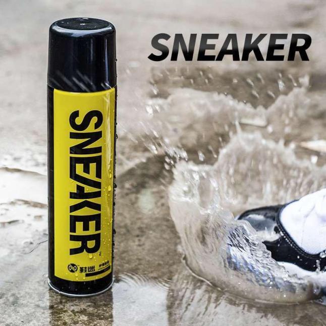 Chai Xịt Nano Chống Thầm Nước Cho Giày Sneaker - Chai Xịt Giày Chống Thấm Nước Cho Giày (Hàng Cao Cấp) giá rẻ