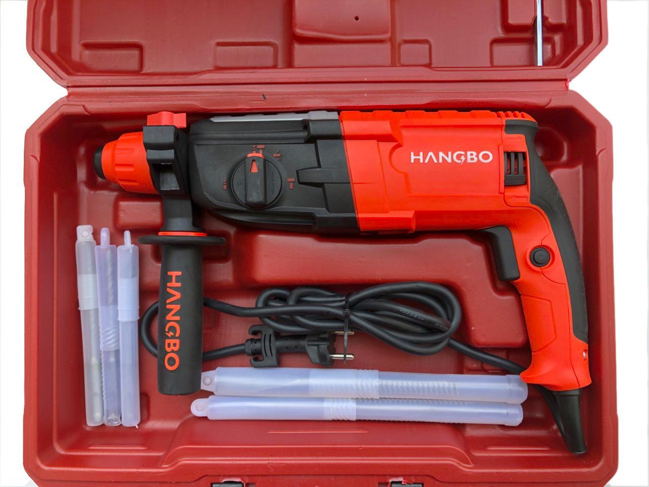MÁY KHOAN ĐỤC BA CHỨC NĂNG HANGBO 950W