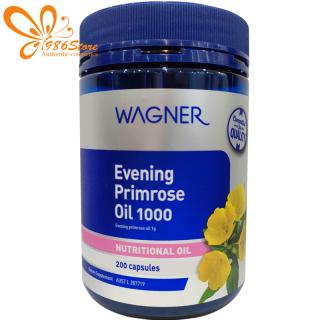 Tinh Dầu Hoa Anh Thảo 200 Viên - Wagner Evening Primrose Oil 1000mg thumbnail