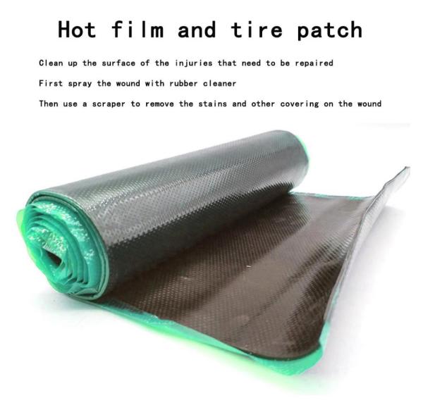 Cao su non vá chín lốp xe/vỏ xe - Cao su non định lượng 1kg, hàng chất lượng cao, dễ bảo quản và sử dụng lâu dài