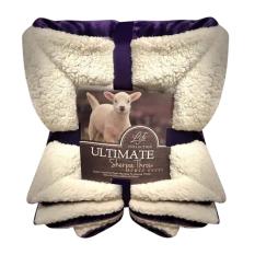 Mua Chăn Long Cừu Ultimate Sherpa Throw Xanh Tim Than Trực Tuyến Hà Nội