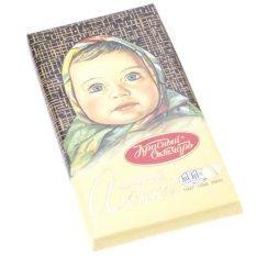 Chocolate thanh em bé Krasny oktiabr CCLEB100G 95-100g (AL)
