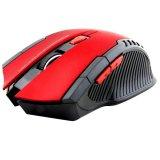 Mua Chuột Game Khong Day Mouse 2 4Ghz F359 Đỏ Mouse Nguyên