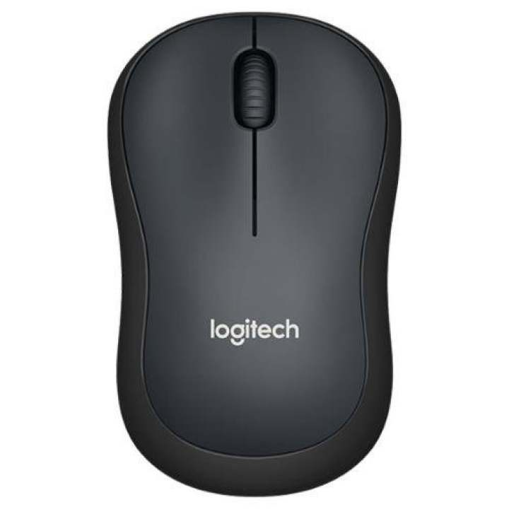 Chuột không dây Logitech M221 SILENT (Đen)
