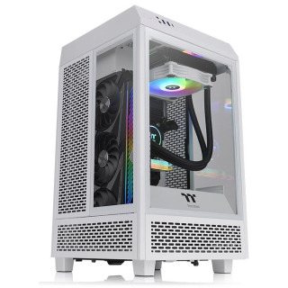 Vỏ Case Thermaltake Tower 100 TG Snow CA-1R3-00S6WN-00 thumbnail