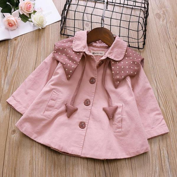 Giá bán áo khoác thu đông bé gái size 11-20kg cao cấp