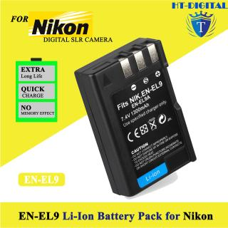 Pin Nikon EN-EL9 dùng cho Nikon D40 D40x D60 D3000 D5000 EN-EL9A thumbnail