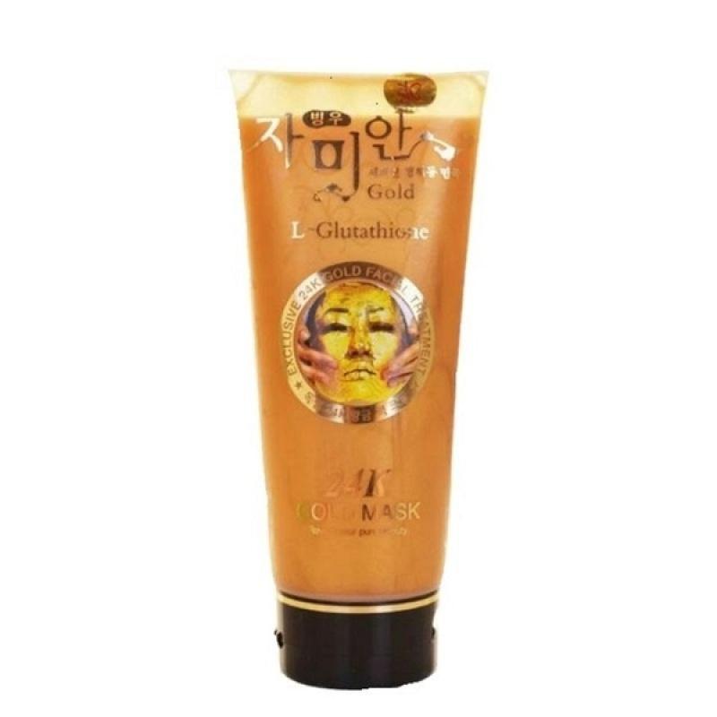 Gel Lột Mặt Nạ Vàng 24K Gold Mask L- Glutathione giá rẻ