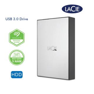 [Trả góp 0%]Ổ Cứng Di Động Lacie Birthday Mobile Drive USB 3.0 thumbnail