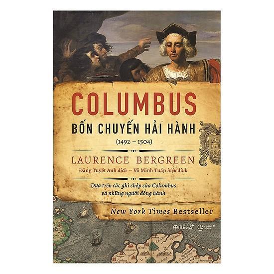 Chương Trình Ưu Đãi cho Sách -  Columbus:Bốn Chuyến Hải Hành
