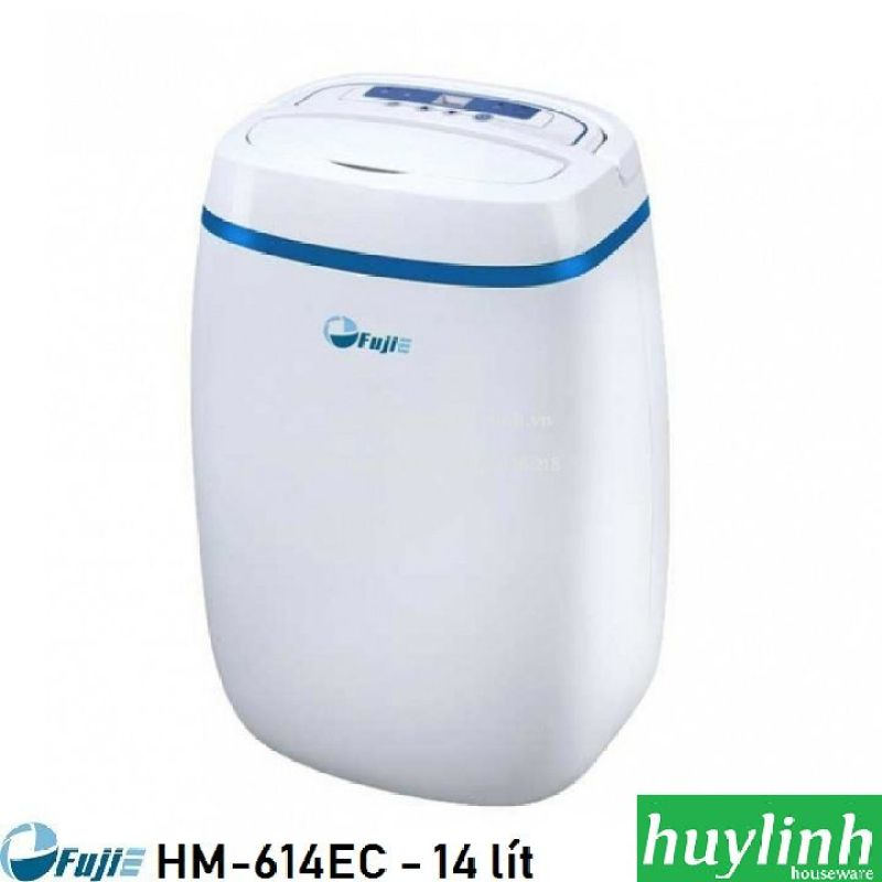 Bảng giá Máy hút ẩm dân dụng Fujie HM-614EB - 14 lít/ngày