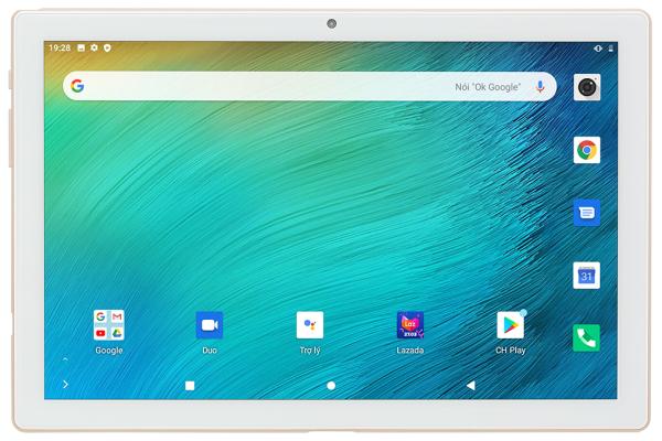 [Nhập ELJAN11giảm 10%, tối đa 200k, đơn từ 99k]Máy tính bảng Masstel Tab 10 Ultra(3/32GB) Màn hình:IPS LCD 10.1 Hệ điều hành:Android 10 Hàng chính hãng Bảo hành 12 tháng