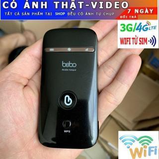 Sự lựa chọn chính xác khi- Mua bộ phát wifi Bebo ZTE MF60 hàng Nhật Bản cao cấp- Phát sóng wifi bằng sim điện thoại tốc độ cực KHỦNG- GIÁ CỰC SỐC- CHUẨN KHÔNG CẦN CHỈNH thumbnail