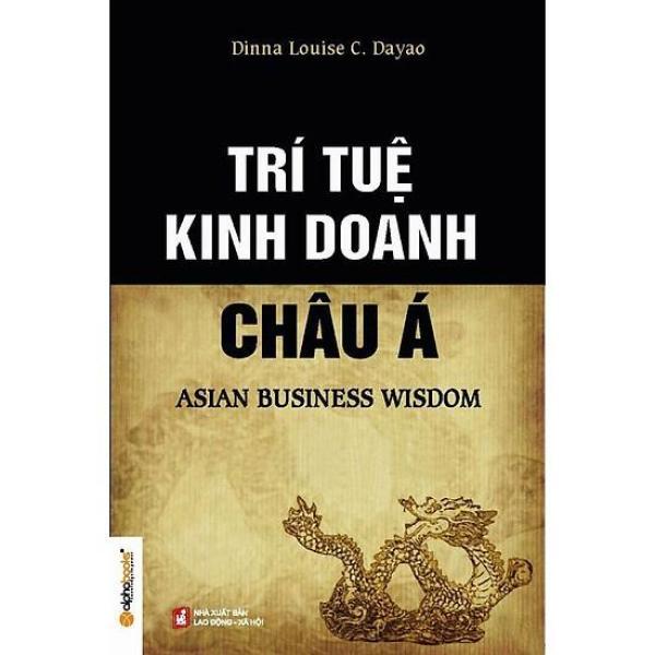 Sách - Trí tuệ kinh doanh châu Á