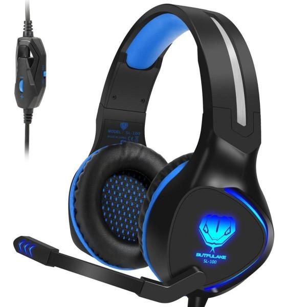 Bảng giá Tai nghe gaming cao cấp Butfulake SL100 led Phong Vũ