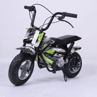 Xe máy điện trẻ em 36v-300w. Dành cho trẻ trên 6 tuổi (Bánh 6.5inch cao su bơm hơi) thumbnail