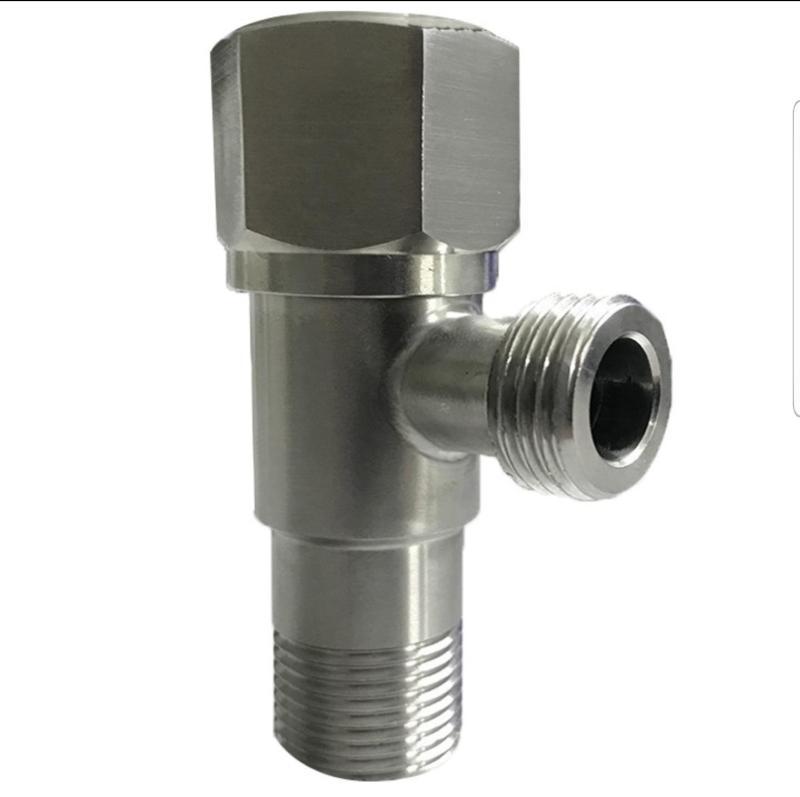 Bảng giá Van chia giảm áp lực nước inox SUS 304 cao cấp,ren 21,van khóa