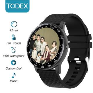 Đồng hồ thông minh TODEX H30 42mm màn hình cảm ứng chống nước IP68 kết nối bluetooth dành cho IOS Android - INTL thumbnail