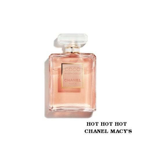 Nước Hoa Chanel Coco Mademoiselle Eau De Parfum 50ml [Hàng Macys - Có Tem]