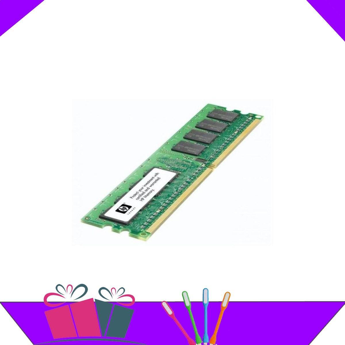 Ram Dành Cho Máy Tính Bàn DDR PC HP 2GB, DDR 2, Bus 1333Mhz Tản Nhiệt Tốt