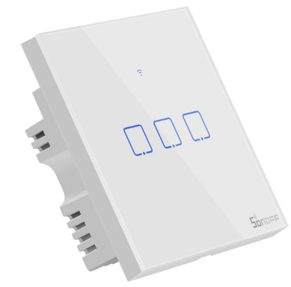 Công tắc WiFi RF cảm ứng T1/2UK3C-TX