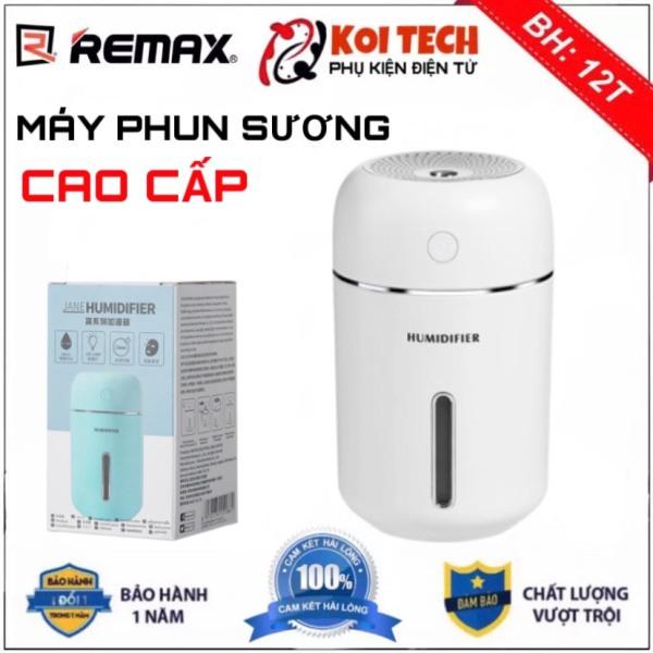 Bảng giá remax rt a610 máy phun sương tạo ẩm lọc không khí 280ml - máy khuếch tán tinh dầu có quạt cho phòng nhỏ và oto xe hơi - Koi Tech