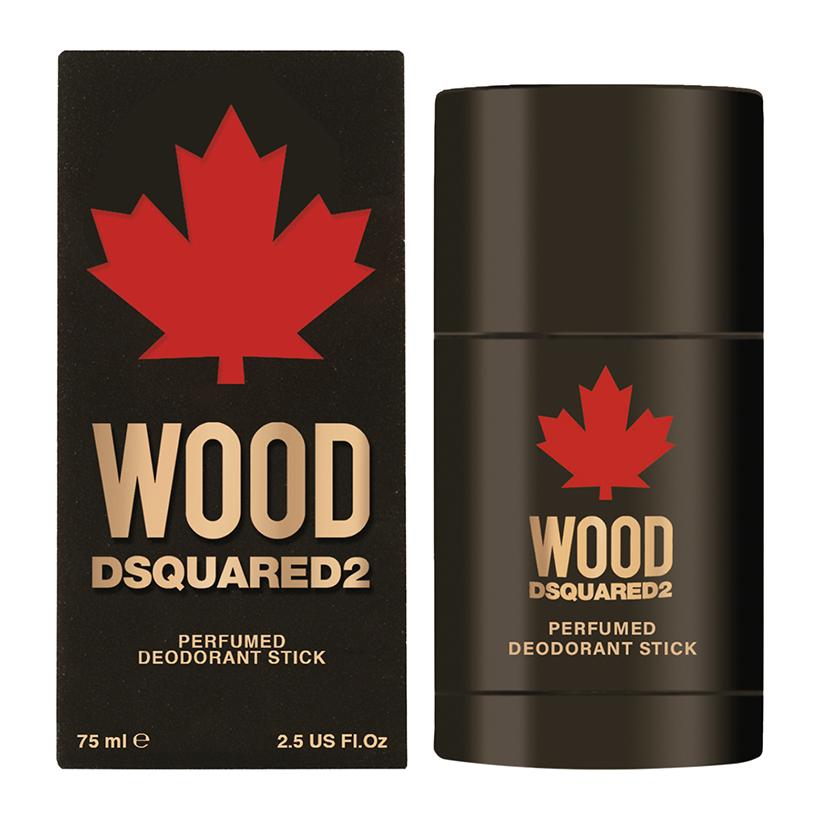 Lăn khử mùi nước hoa nam Dsquared 2 Wood 75ml cao cấp