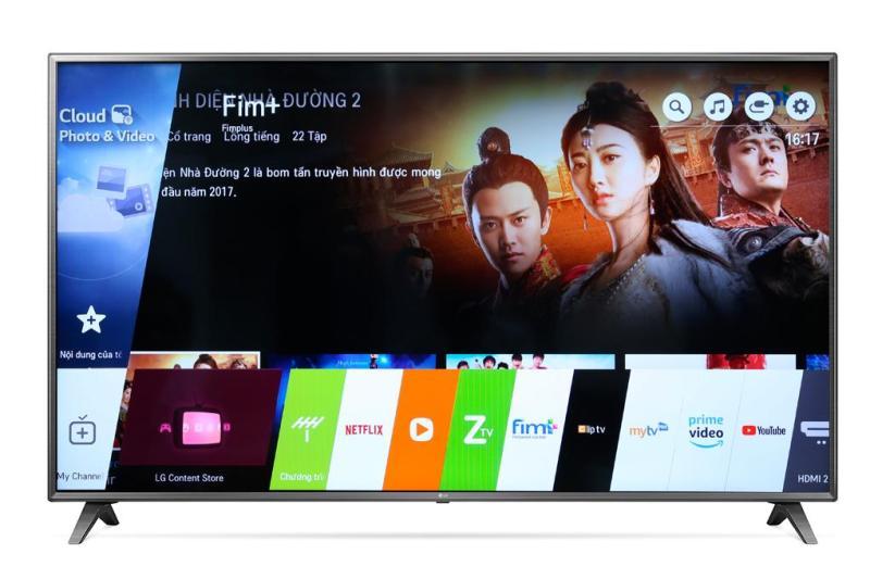 Bảng giá Smart Tivi LG 4K 75 inch 75UK6500PTB