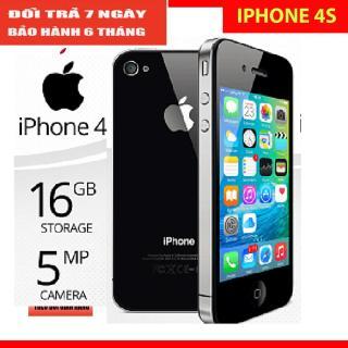 điện thoại iphone 4 16gb Camera iphone 4 có khả năng lấy nét nhanh và giao diện chụp hình đơn giản thumbnail
