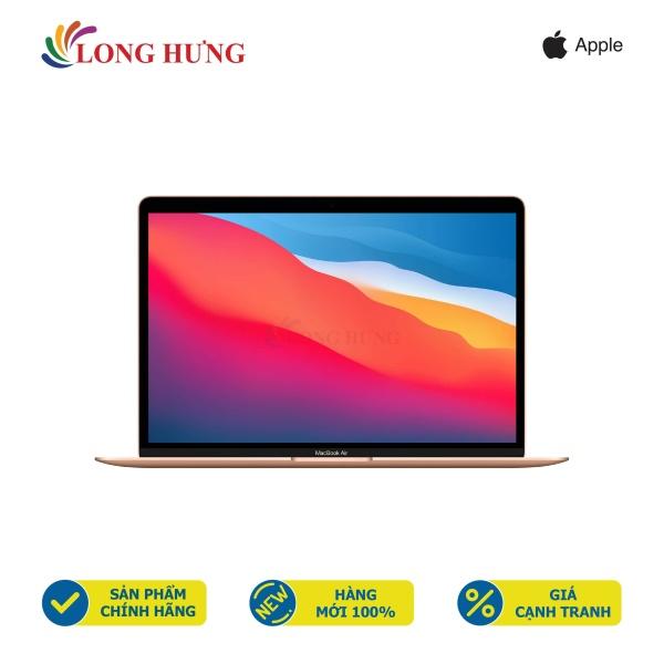 Bảng giá Laptop Apple Macbook Air M1 2020 (13.3/8GB/256GB SSD/7-core GPU) - Hàng chính hãng - Màn hình 13.3inch, Ram 8GB, Ổ cứng SSD 256GB, 7-Core GPU Phong Vũ