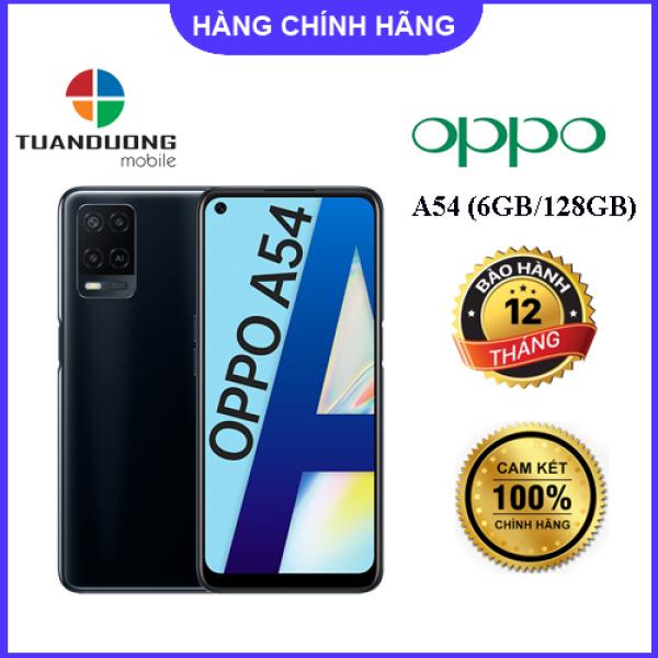 Điện thoại OPPO A54 6GB/128GB - Hàng Chính Hãng - Bảo Hành Toàn Quốc