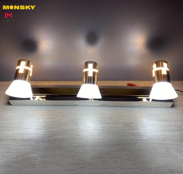 Đèn soi tranh - Đèn rọi gương MONSKY APHAS cao cấp, tiện dụng trang trí nội thất hiện đại.
