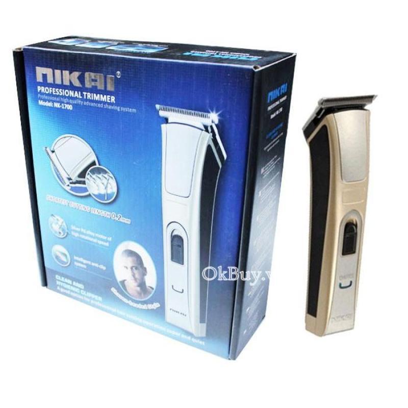 Tông đơ cắt tóc cao cấp Nikai Nk-1700 giá rẻ