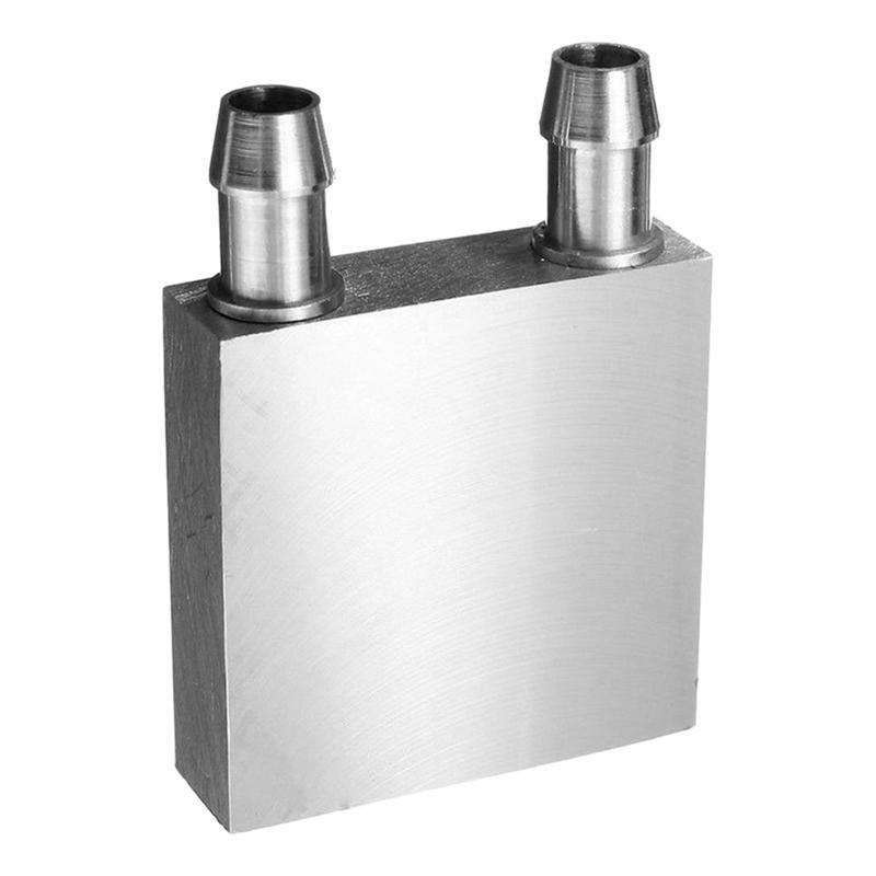 Bảng giá Aluminum Water Cooling Block 40X40X12mm Cooler for Computer CPU Radiator Phong Vũ