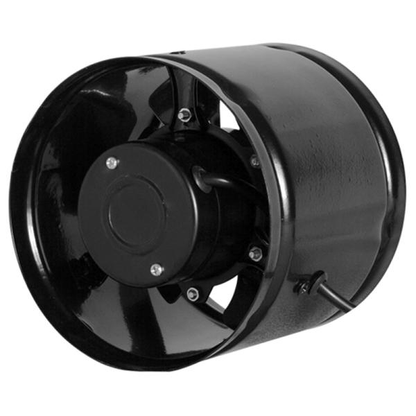 6 Inch High-Speed Exhaust Fan In-Line Duct Kitchen Extractor Metal Toilet Fan Industrial Fan 220V