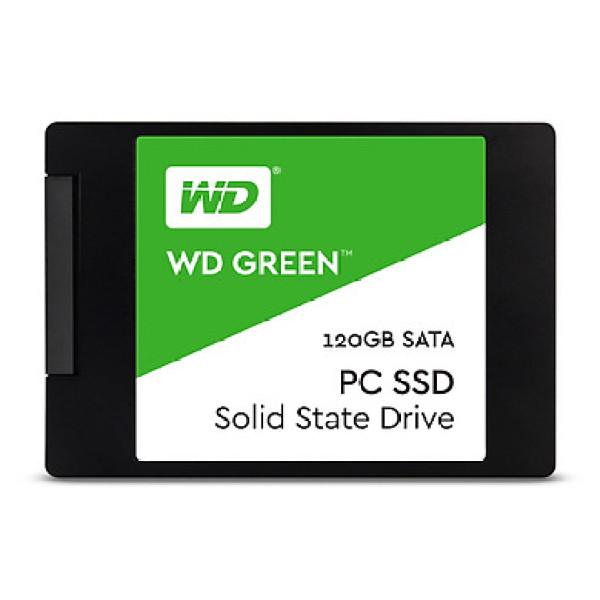 Bảng giá Ổ Cứng SSD WD Green 120GB hàng mới bảo hành 36 tháng Phong Vũ