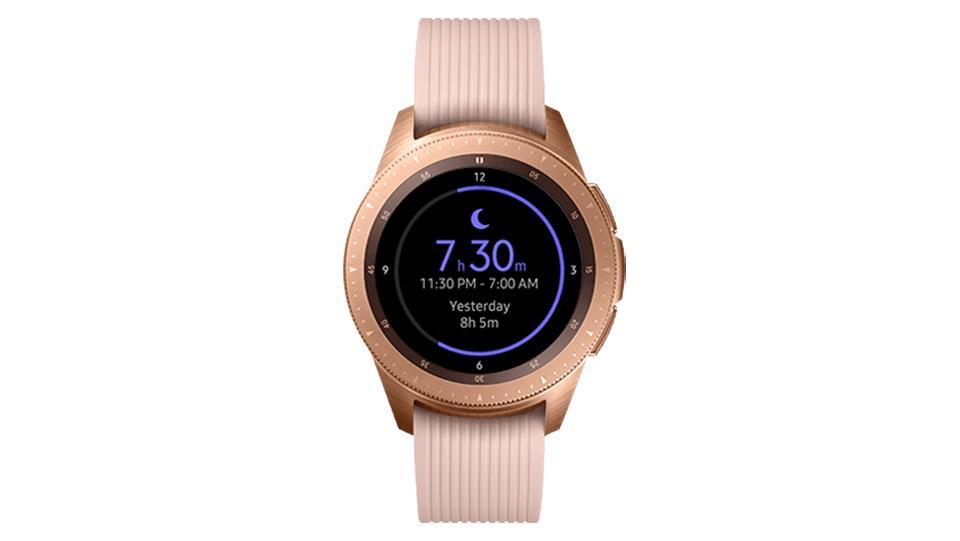 Giá Samsung Galaxy Watch 42mm Rose Gold Likenew