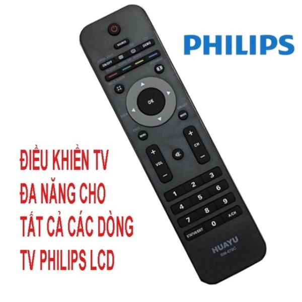 Remote điều khiển đa năng PHILIPS LCD/LED