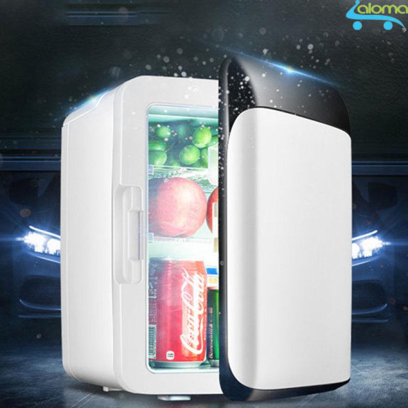 Tủ lạnh mini 2 chế độ nóng lạnh 10 lít MarryCar MR-TL10L dùng trên ô tô và trong phòng
