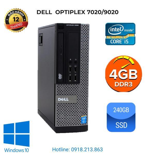 Bảng giá Máy tính đồng bộ Dell Optiplex 3020/7020/9020. i5 4570/ ram 4GB/ SSD 240GB Phong Vũ