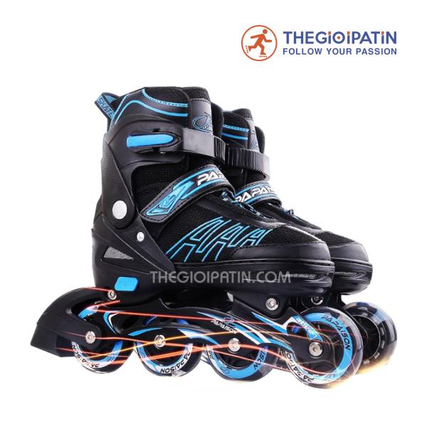 Phân phối Giày trượt Patin Papaison A3 - giày patin trẻ em Tặng kèm phụ kiện