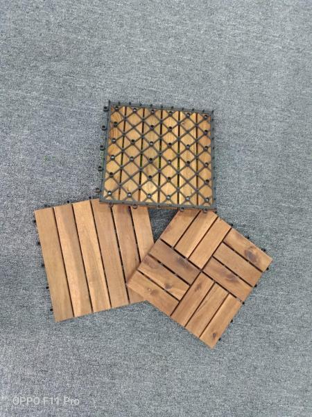 Vỉ nan gỗ 12 nan - Loại 1