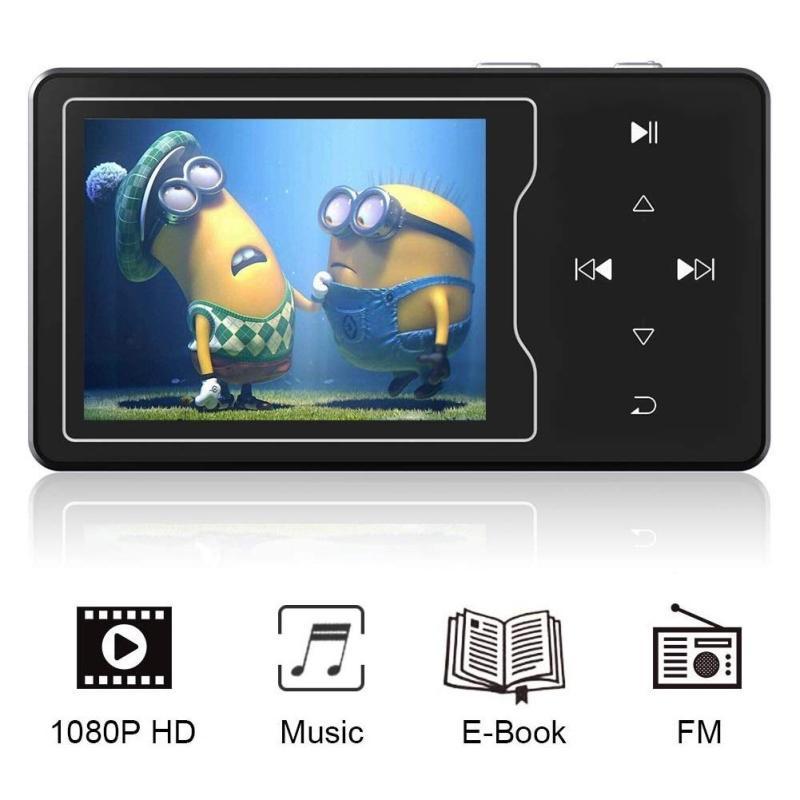 Máy nghe nhạc Ruizu D08 cao cấp màn hình HD 2.4 inch + Kèm quà tặng hấp dẫn