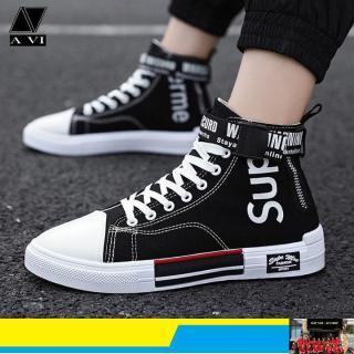 Giày nam, giày bốt cao cổ nam cao cấp mẫu mới nhất SP-309 thumbnail