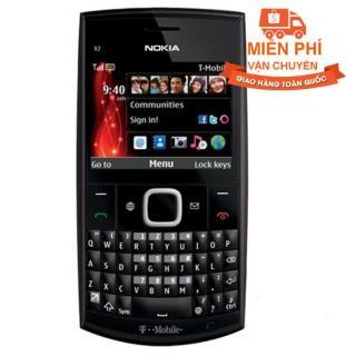 Điện thoại giá rẻ nokia X2-01 Chính hãng - Sang Chảnh - Pin Bền thumbnail