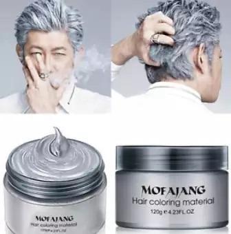 WAX đổi màu tóc đến từ Japan Wax đổi màu tóc phai màu sau một lần gội nhập khẩu