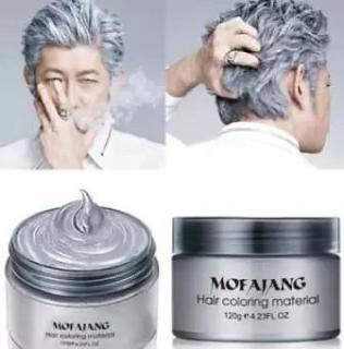 WAX đổi màu tóc đến từ Japan Wax đổi màu tóc phai màu sau một lần gội thumbnail